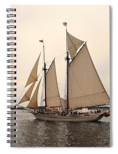 Heritage In Penobscot Bay Spiral Notebook