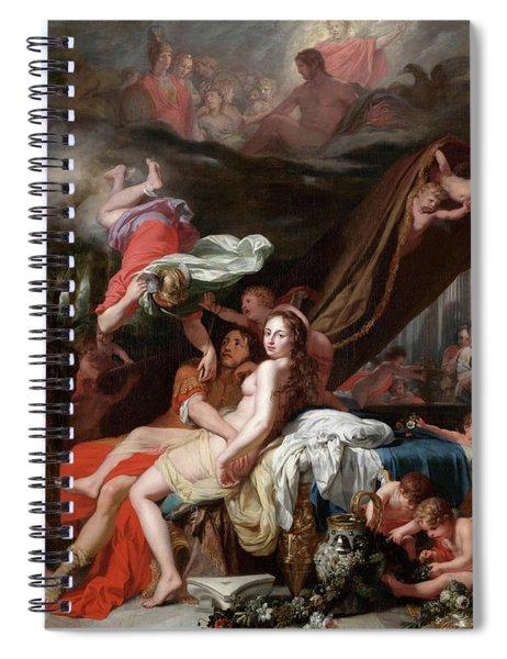 Hermes Ordering Calypso To Release Odysseus Spiral Notebook