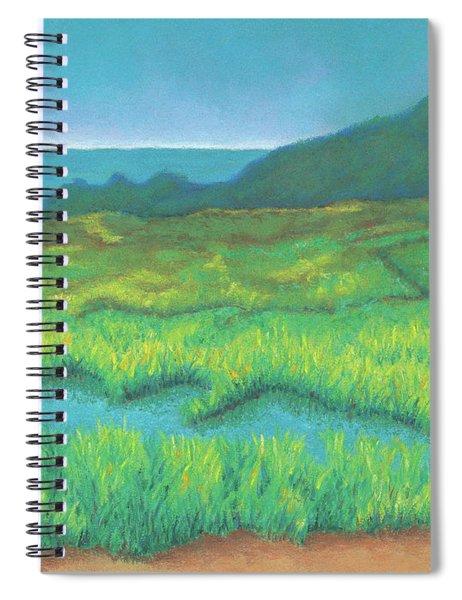 Heron's Home Spiral Notebook