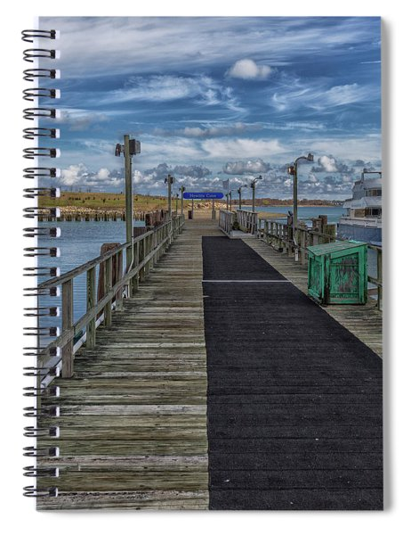 Hewitts Cove Spiral Notebook
