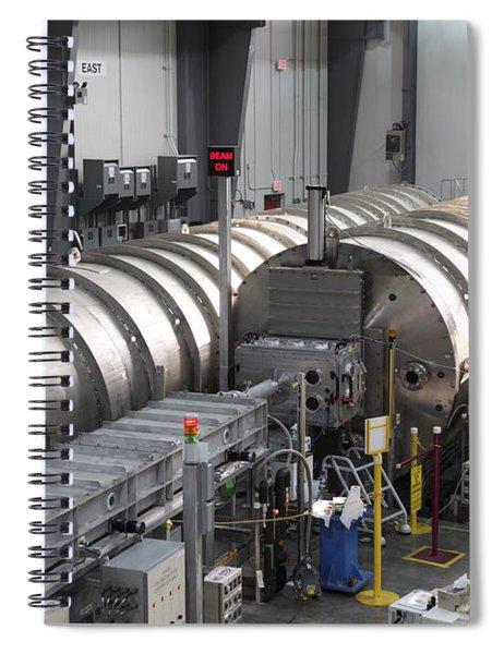 Hfir, Bio-sans Spiral Notebook