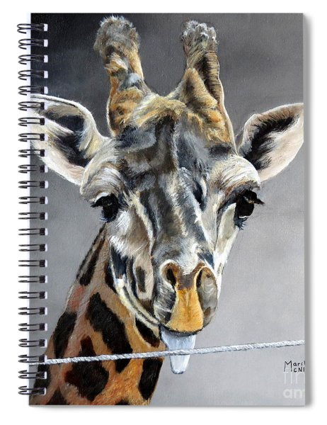 Hi Wire Taster Spiral Notebook