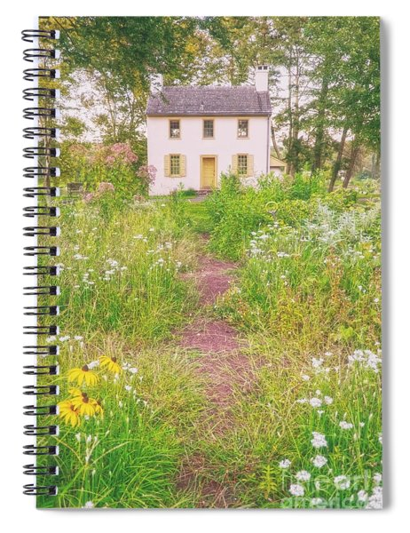 Hibbs House Spiral Notebook