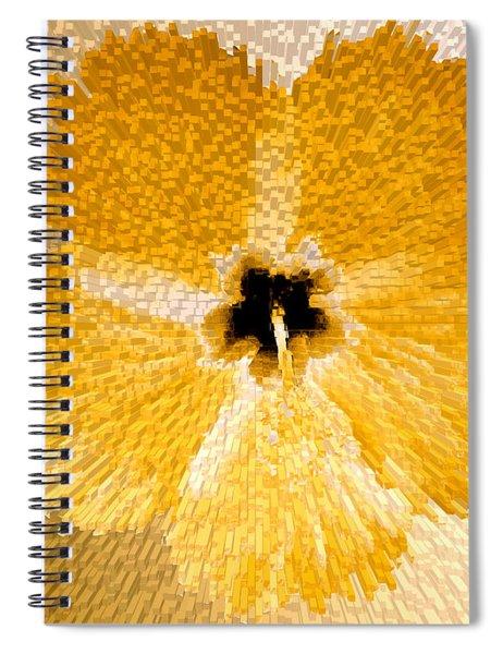 Hibiscus Explosion Spiral Notebook
