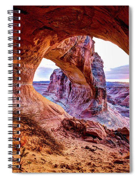 Hidden Alcove Spiral Notebook