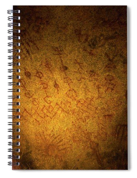 Hidden Cave Spiral Notebook