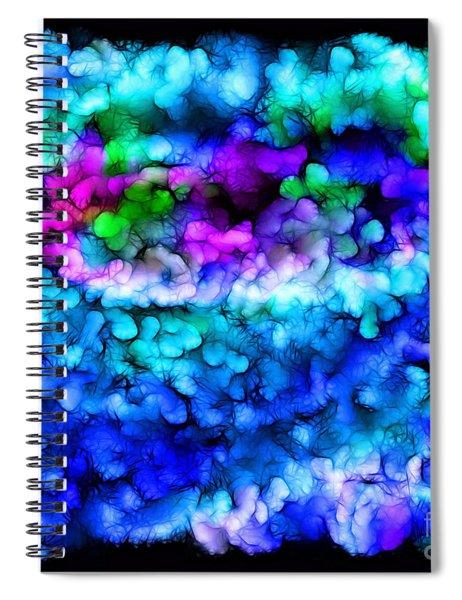 Hidden Emotion Spiral Notebook