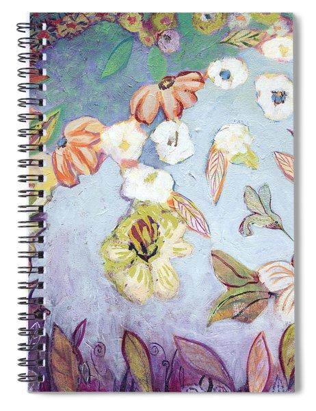Hidden Lagoon Part I Spiral Notebook