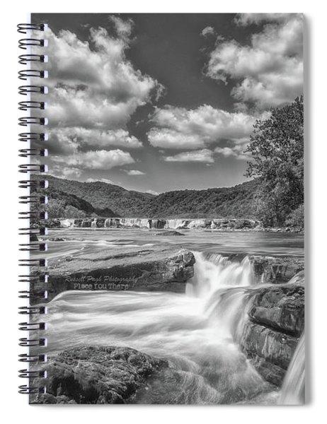 Hidden Message Spiral Notebook