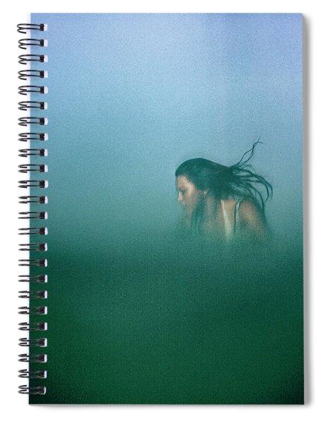 Hidden Spiral Notebook