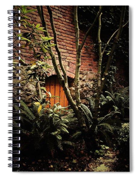 Hidden Passage Spiral Notebook