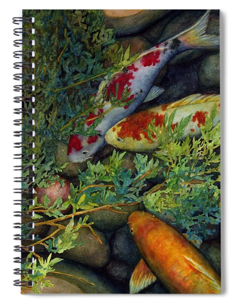 Hidden Treasure Spiral Notebook