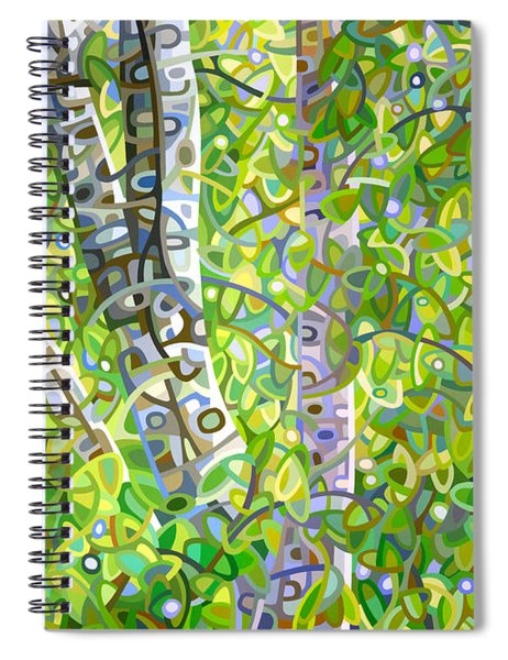 Hide And Seek Spiral Notebook