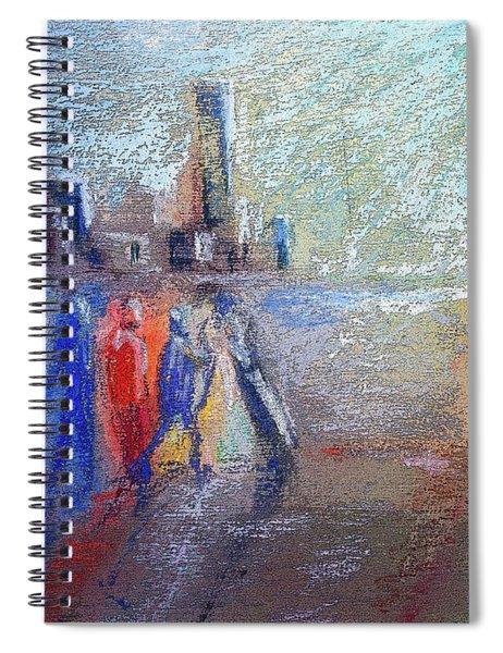 Hide In Plain Sight Spiral Notebook