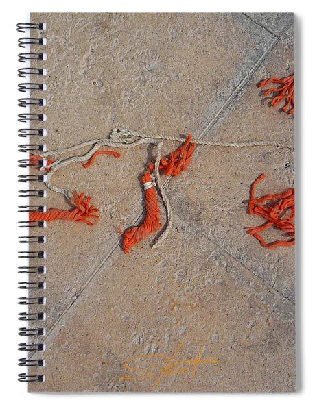 High And Dry Spiral Notebook