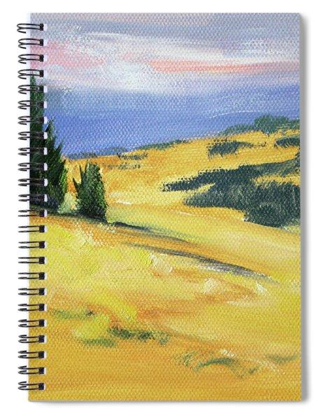 High Desert Horizon Spiral Notebook