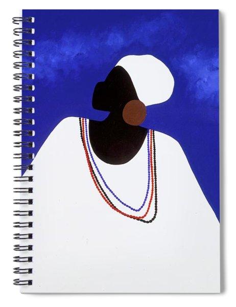 High Priestess I Spiral Notebook