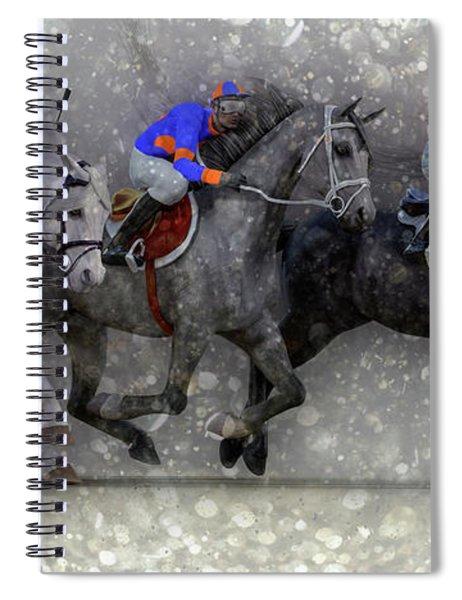 High Stake Love Spiral Notebook