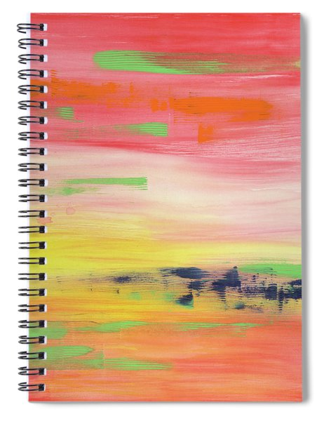 High Vibration 1 Spiral Notebook