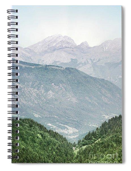 Higher Spiral Notebook