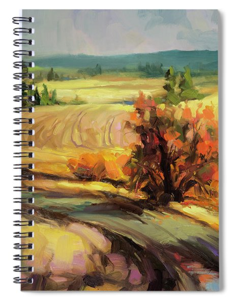 Highland Road Spiral Notebook