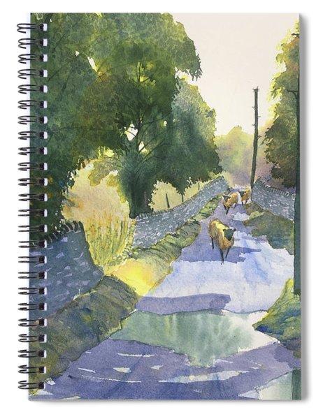 Highway Patrol Spiral Notebook