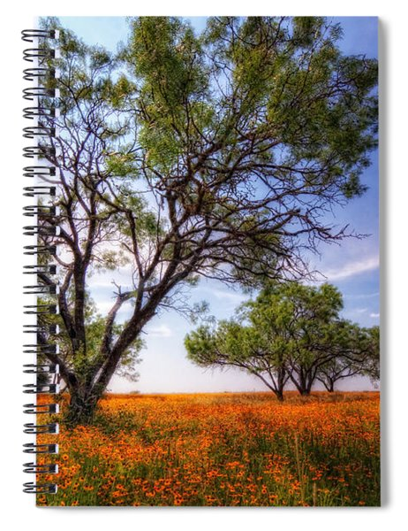Hill Country Spring Spiral Notebook