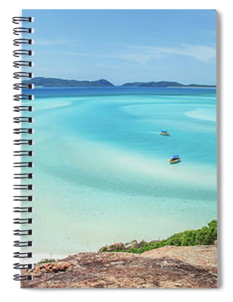 Hill Inlet Lookout Spiral Notebook