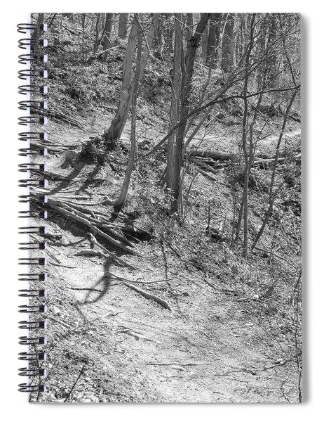 Hillside Trail Spiral Notebook