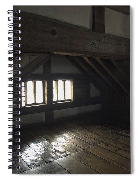 Himeji Castle Lintel Beam - Himeji City Japan Spiral Notebook