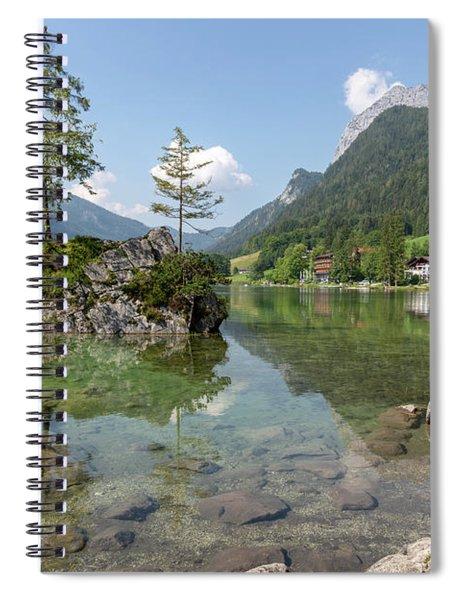 Hintersee, Bavaria Spiral Notebook