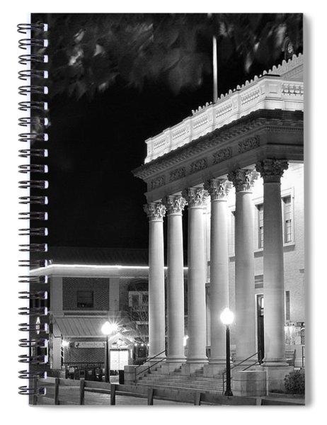 Hippodrome At Night  Spiral Notebook