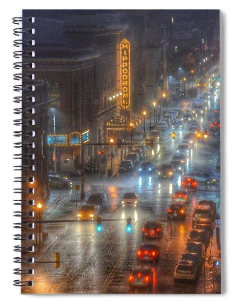 Hippodrome Theatre - Baltimore Spiral Notebook