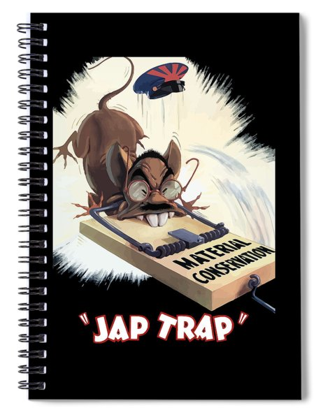 Hirohito As A Rat Spiral Notebook
