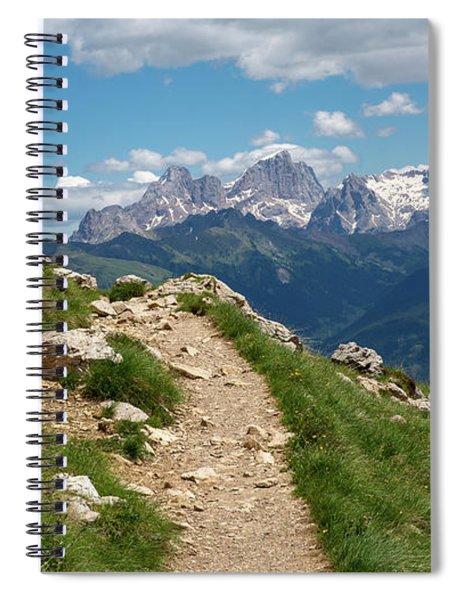 Hirzelsteig, South Tyrol Spiral Notebook