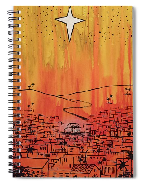 His Delight Spiral Notebook