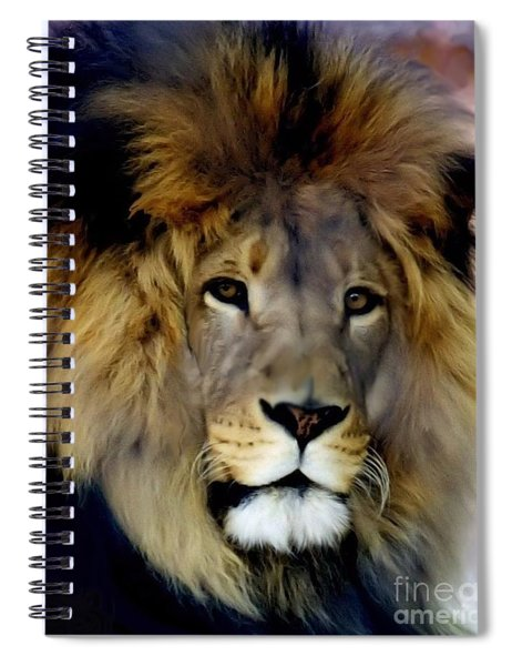 His Majesty The King Spiral Notebook