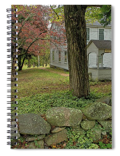 Historic Homestead Spiral Notebook