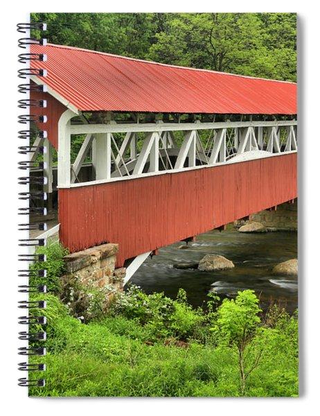 Historic Somerset Crossing Spiral Notebook