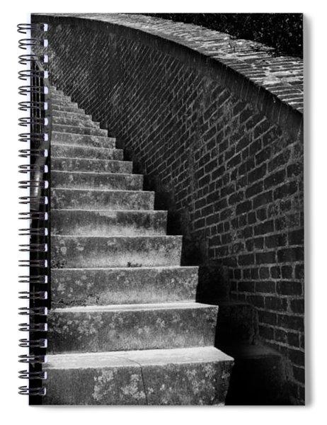 Historic Stairwelll Spiral Notebook