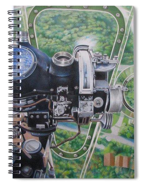 Historical Sight Spiral Notebook