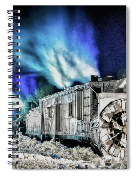 History Repeating Itself Spiral Notebook