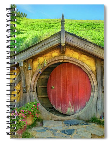 Hobbit House Spiral Notebook