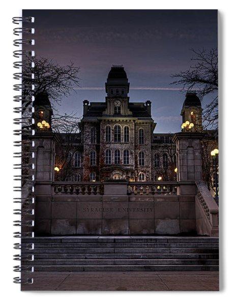 Hogwarts - Hall Of Languages Spiral Notebook