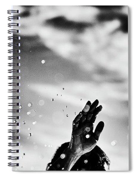 Hola Spiral Notebook
