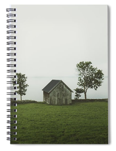 Holding On To Memories Spiral Notebook