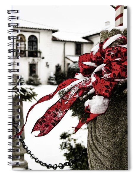 Holiday Home Spiral Notebook