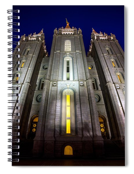 Holiness To The Lord Spiral Notebook