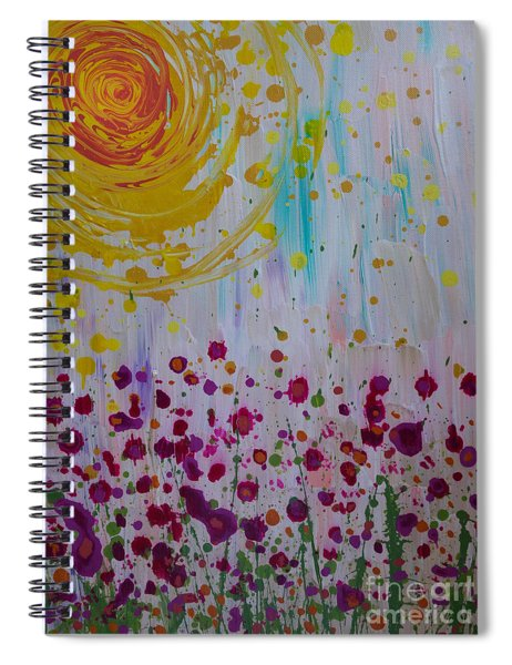 Hollynation Spiral Notebook