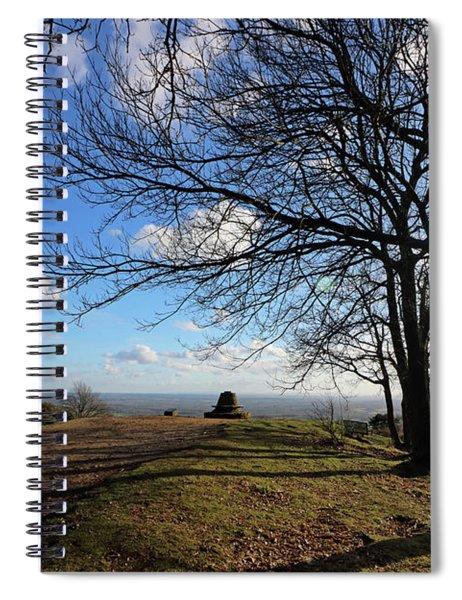 Holmbury Hill Surrey Uk Spiral Notebook